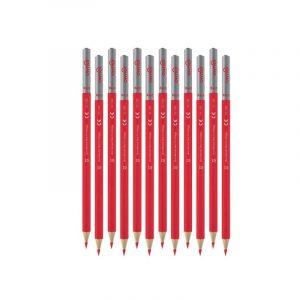 مداد قرمز اونر مدل Tri بسته 12 عددي