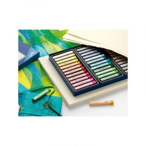 پاستل گچي 36 رنگ فابر-کاستل سري Creative Studio مدل Studio Quality