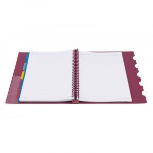 دفتر کلاسوري پاپکو کد A4-625