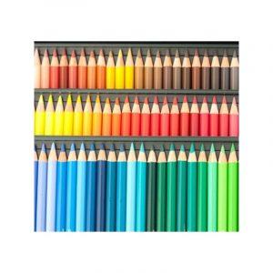 مداد رنگي 120 رنگ فابر-کاستل مدل Polychromos