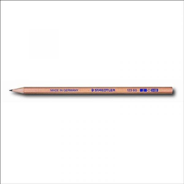 مداد مشکی چوبی استدلر