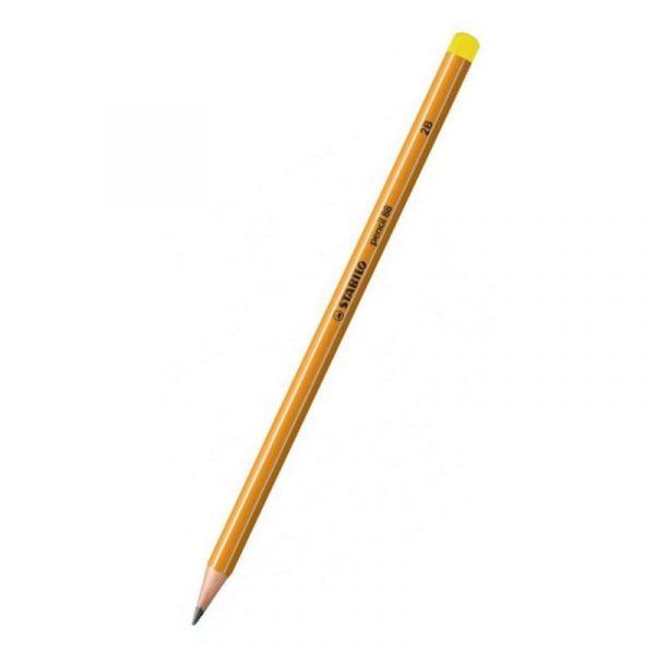 مداد مشکی استابیلو B2