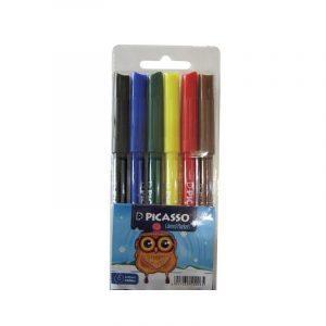 ماژیک 6 رنگ نقاشی پیکاسو