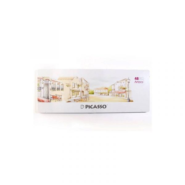 مداد رنگی 48 رنگ پیکاسو مدل artists
