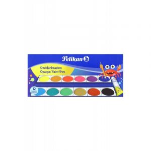 ابرنگ 12 رنگ پلیکان حرفه ای