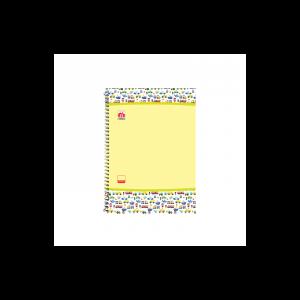 دفتر 2خط 60 برگ نهال کد 7625- ماشین