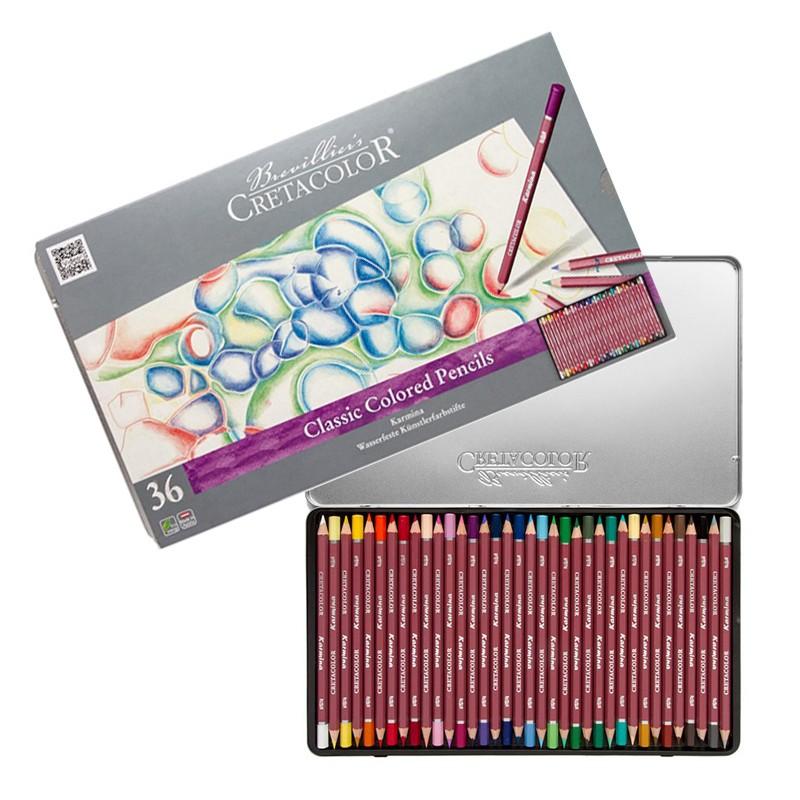 مداد رنگی 36 رنگ کرتاکالر مدل 27036